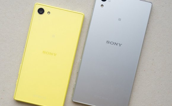 Sony Xperia Z5 Compact и