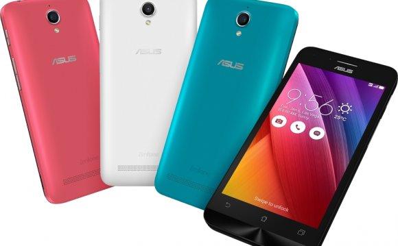 смартфона ASUS ZenFone Go