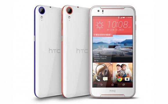 HTC Desire 830 стал первым
