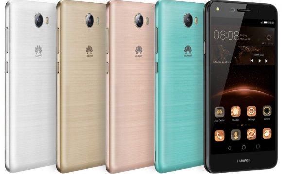Huawei представляет два