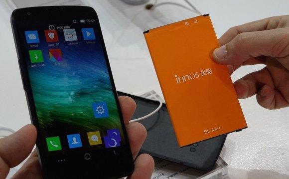 Innos D6 - смартфон с