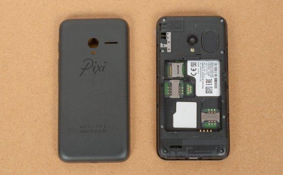 Крышку Alcatel PIXI 3 (4