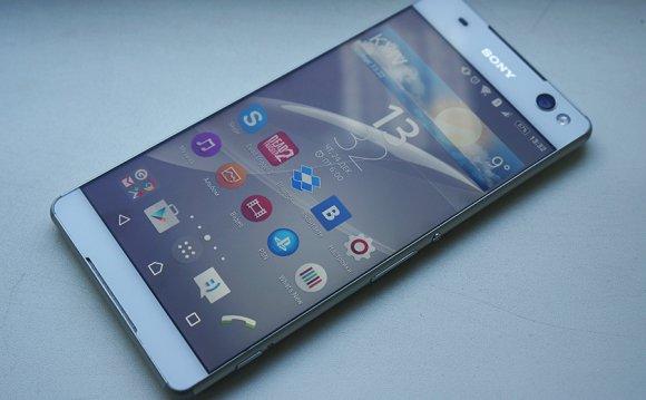 6-дюймового смартфона Sony