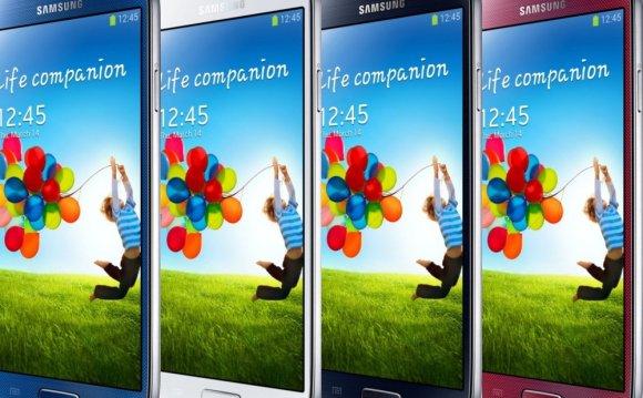 Обзор Samsung Galaxy S4 I9500