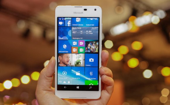 Microsoft Lumia 650 SS