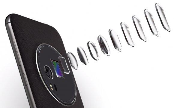 ASUS Zenfone Zoom, камера