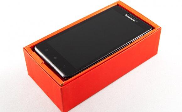 Обзор: Смартфон Lenovo P780