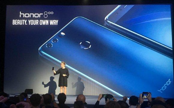 Huawei Honor 8: обзор, цена