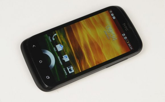 Обзор смартфона HTC Desire V