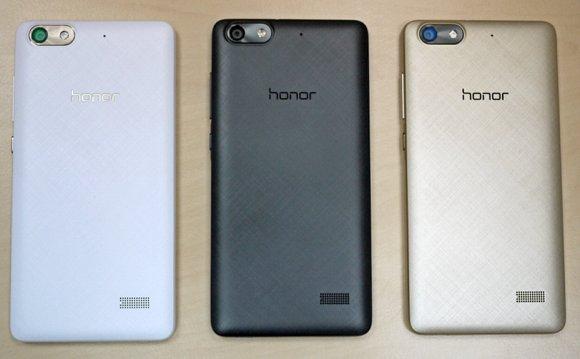 Обзор смартфона Huawei Honor