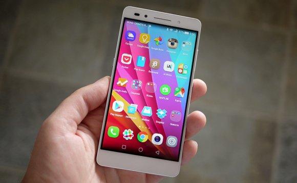 7 от Huawei – я тестировал