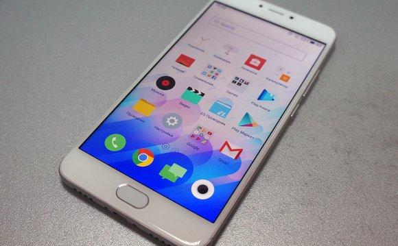 Обзор смартфона Meizu M3 Note: