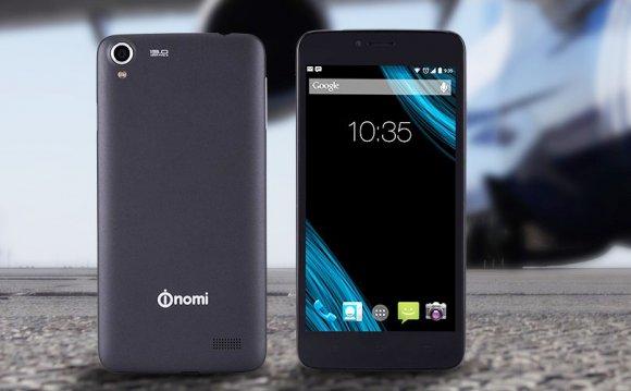 Обзор смартфона Nomi i505 Jet