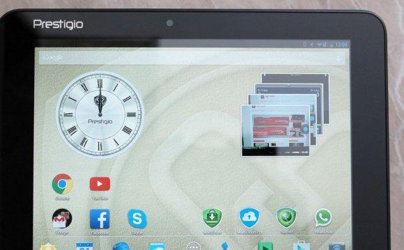 Обзор смартфона Prestigio