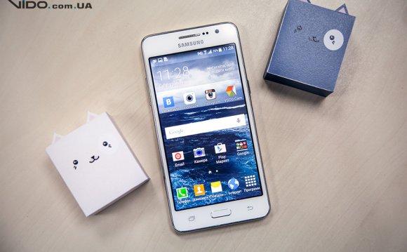 Обзор смартфона Samsung Galaxy