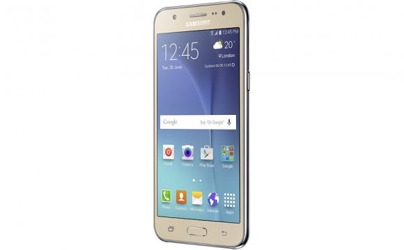 Samsung Galaxy J5 - Внешний