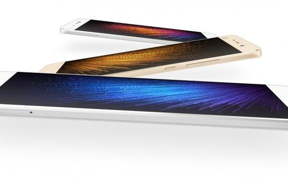 три цвета Xiaomi Mi5: чёрный