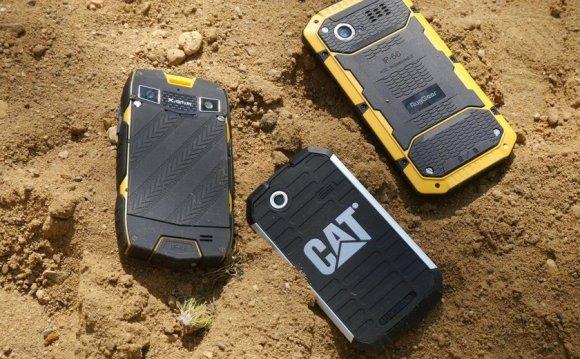 Обзор защищенных смартфонов