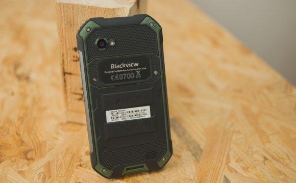 Обзор защищенного смартфона