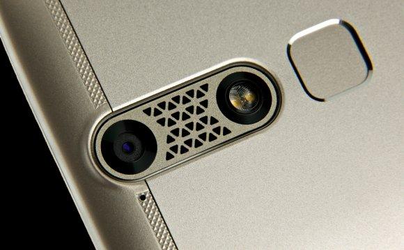 ZTE AXON mini камера и датчик