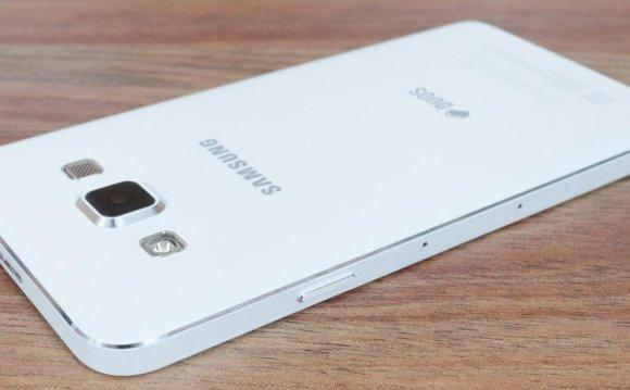 камеры Samsung Galaxy A3