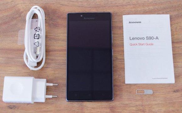 Комплектация Lenovo P70