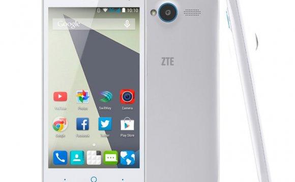 смартфон ZTE Blade X3