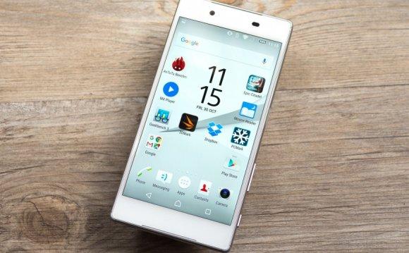 Общий вид Sony Xperia Z5