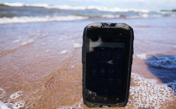 Вот со смартфоном Vertex
