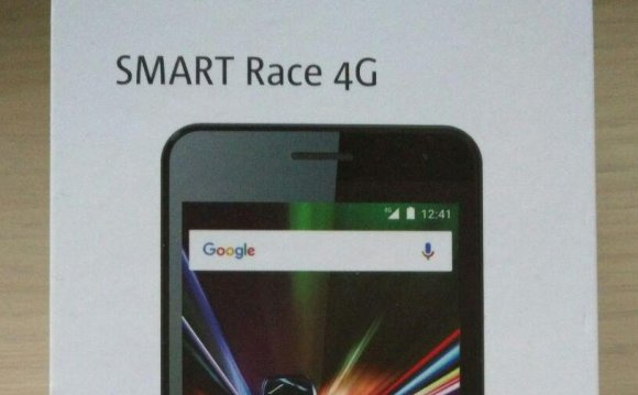 Decker.su: МТС Smart Race 4G