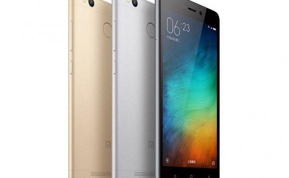 Xiaomi Redmi 3S: обзор
