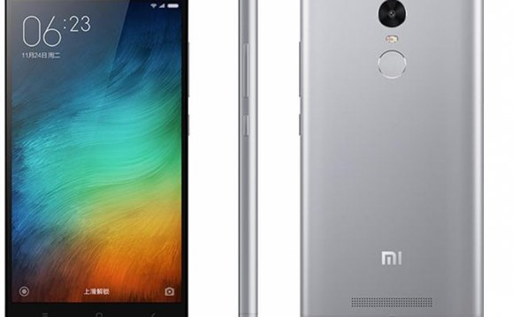 Xiaomi Redmi Note 3: