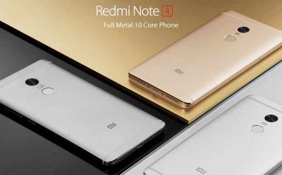 обзоре Xiaomi Redmi Note 4