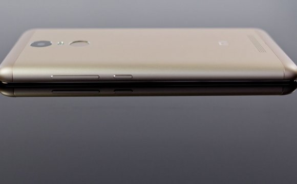 Смартфон Xiaomi Redmi 3S 32Gb Gold Обзор