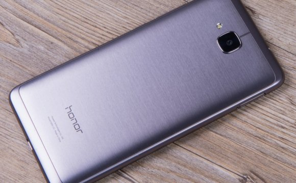 Смартфон Huawei Honor 5C Grey Видео Обзор