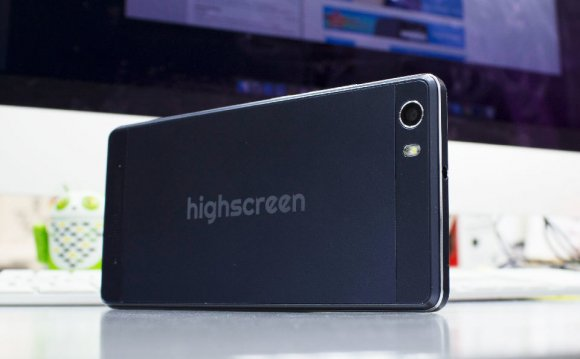 Смартфон Highscreen Power Ice Lte Обзор